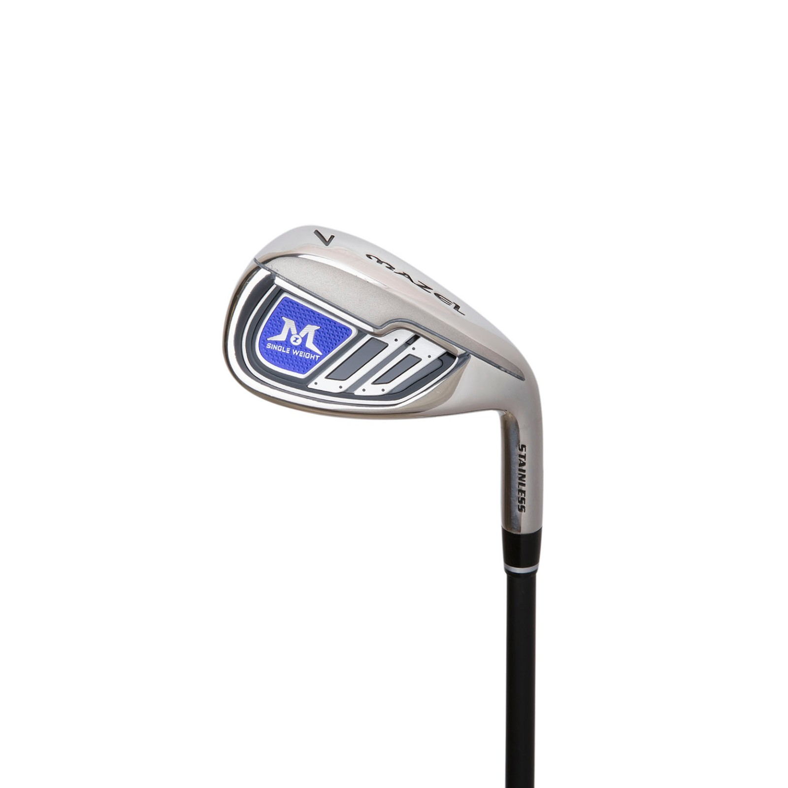 MAZEL Individual Iron,Graphite Shaft,Middle Flex(SR)