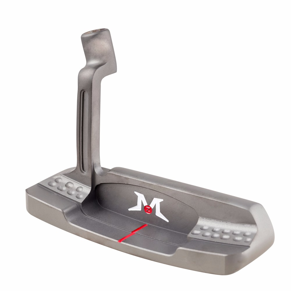 MAZEL CNC Milled Face Golf Putter Head,3.5 Degree Loft