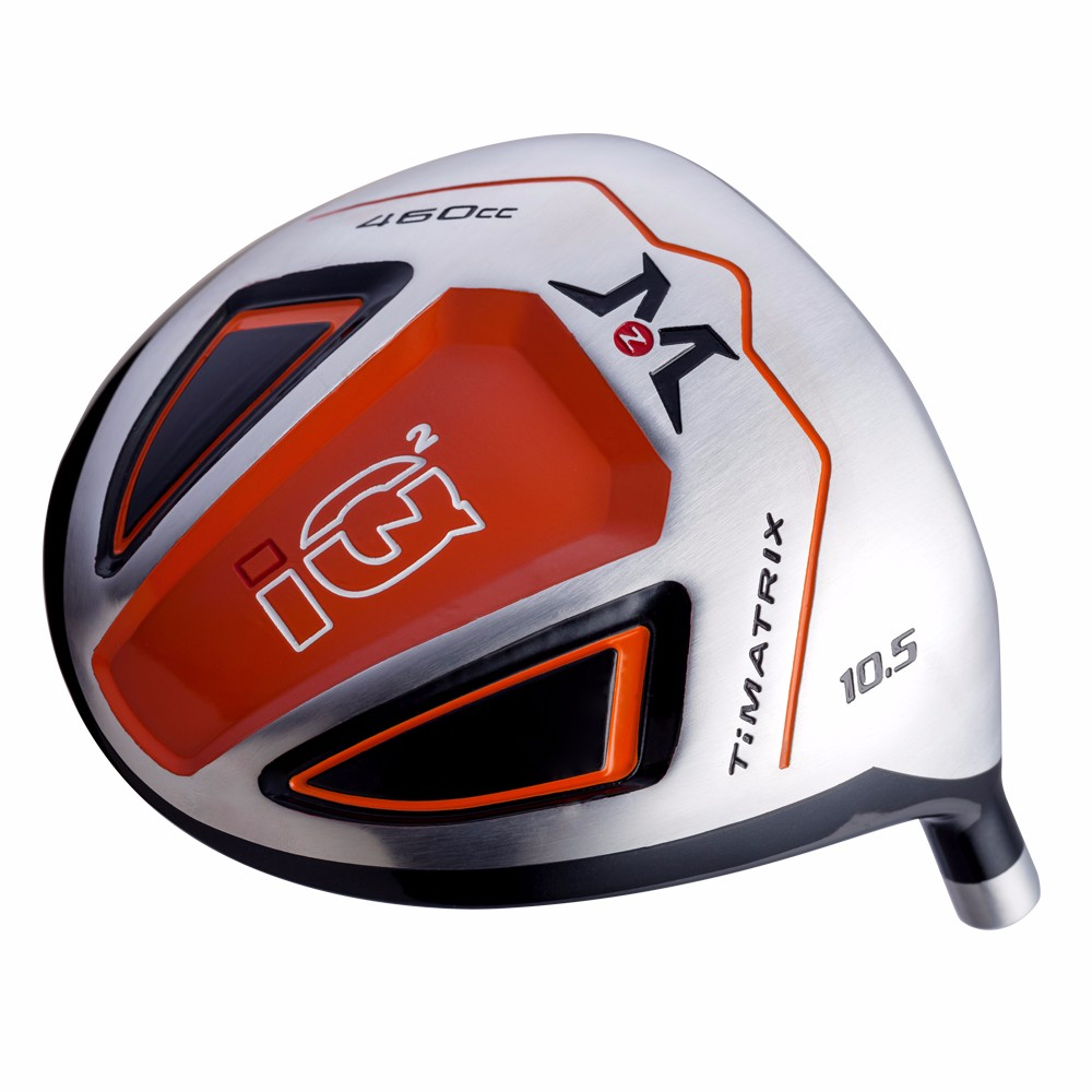 MAZEL Men's Golf Driver Head,Loft 10.5 Degree