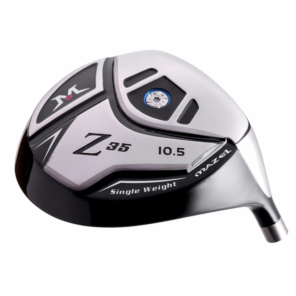 MAZEL Men's Golf Driver Head,Titanium